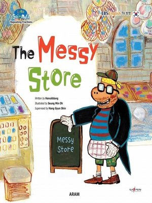 cover image of The Messy Store