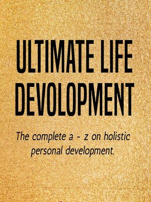 cover image of Ultimate Life Development