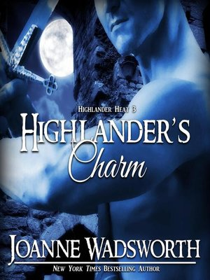 cover image of Highlander's Charm