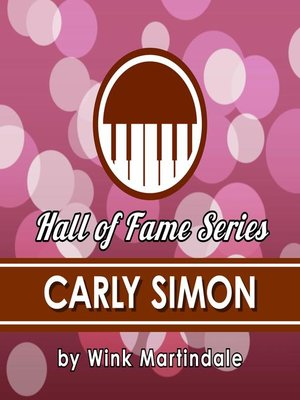 cover image of Carly Simon