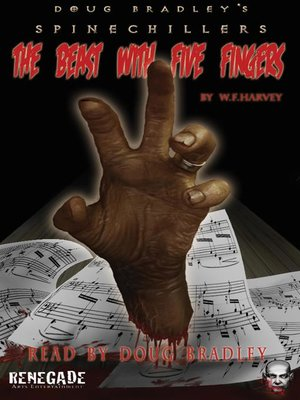 cover image of The Beast with Five Fingers