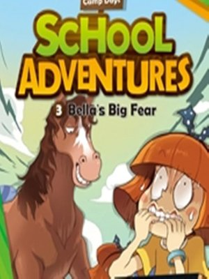 cover image of Bella's Big Fear