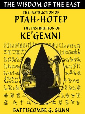 cover image of The Wisdom of the East