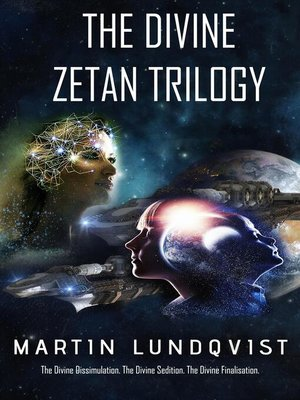 cover image of The Divine Zetan Trilogy