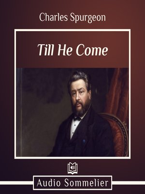cover image of Till He Come