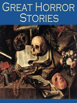 cover image of Great Horror Stories