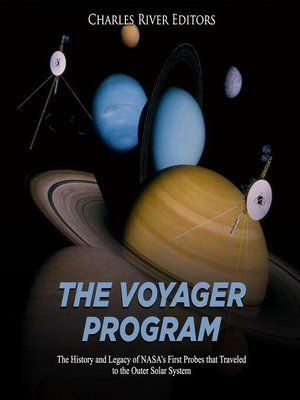 cover image of The Voyager Program