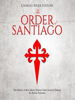 cover image of The Order of Santiago