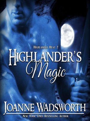 cover image of Highlander's Magic