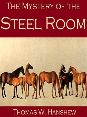 cover image of The Mystery of the Steel Room