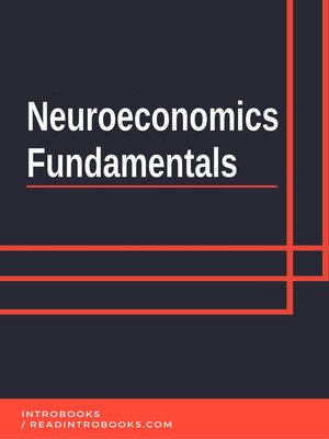 cover image of Neuroeconomics Fundamentals