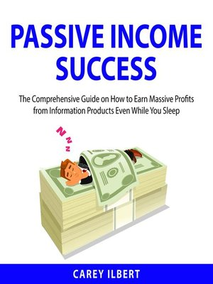 cover image of Passive Income Success