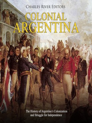 cover image of Colonial Argentina