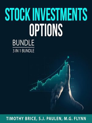 cover image of Stock Investments Options Bundle, 3 in 1 Bundle