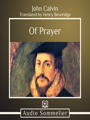 cover image of Of Prayer