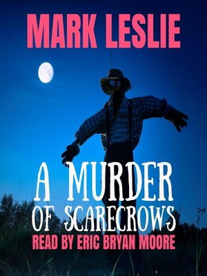 cover image of A Murder of Scarecrows