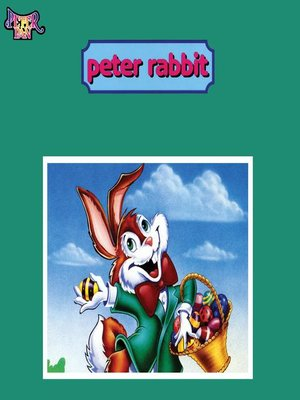 cover image of Peter Rabbit