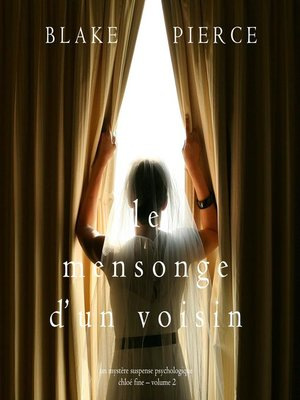 cover image of Le mensonge d'un voisin