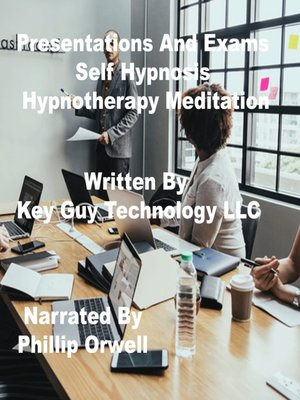cover image of Presentations and Exams Self Hypnosis Hypnotherapy Meditation