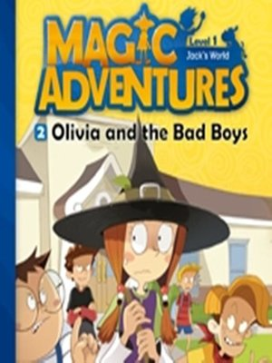 cover image of Olivia and the Bad Boys
