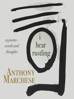 cover image of i hear rustling