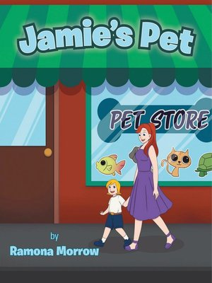 cover image of Jamie's Pet