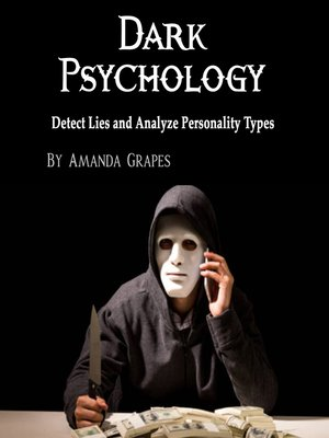 cover image of Dark Psychology