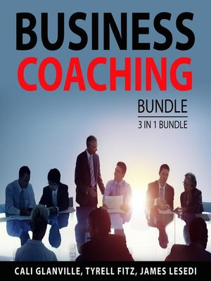 cover image of Business Coaching Bundle, 3 in 1 Bundle