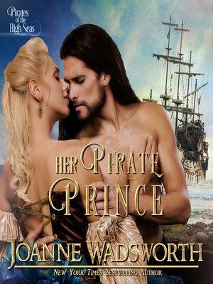 cover image of Her Pirate Prince