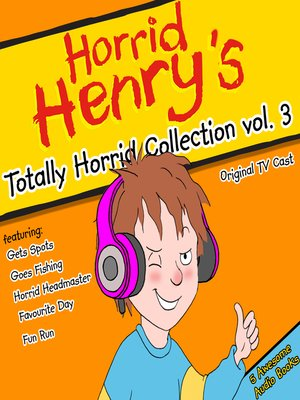 cover image of Totally Horrid Collection Volume 3