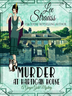 cover image of Murder at Hartigan House