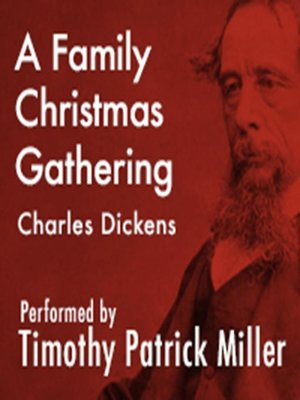cover image of A Family Christmas Gathering