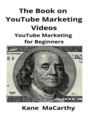 cover image of The Book on YouTube Marketing Videos