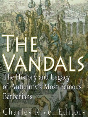 cover image of The Vandals