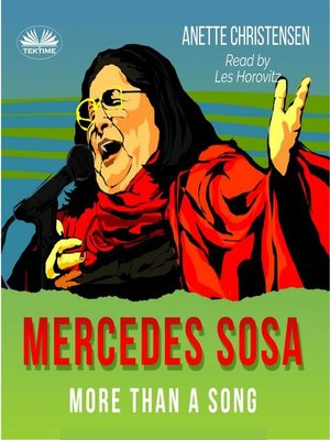 cover image of Mercedes Sosa--More Than a Song