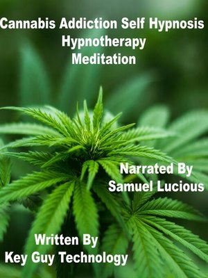 cover image of Cannabis Addiction Self Hypnosis Hypnotherapy Meditation