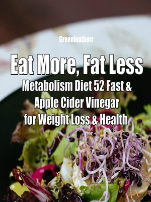 cover image of Eat More, Fat Less