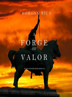 cover image of A Forge of Valor