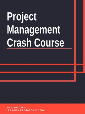 cover image of Project Management Crash Course