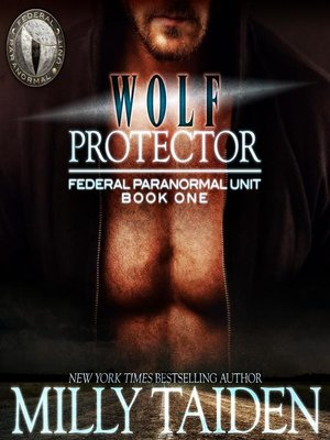 cover image of Wolf Protector