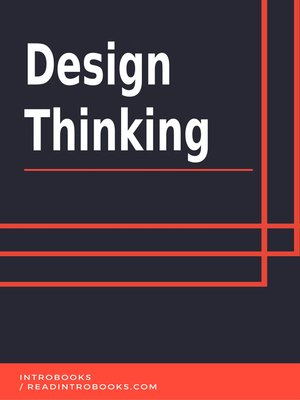 cover image of Design Thinking