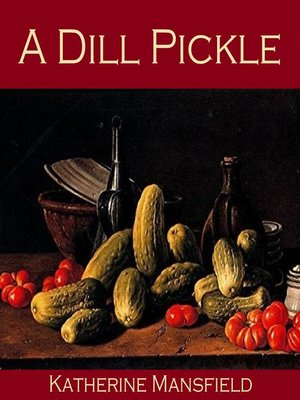 cover image of A Dill Pickle