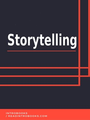 cover image of Storytelling