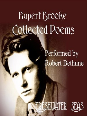 cover image of Rupert Brooke Collected Poems