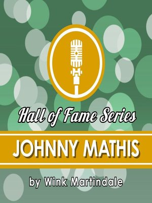 cover image of Johnny Mathis