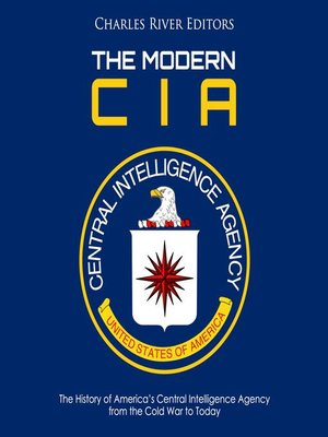 cover image of The Modern CIA
