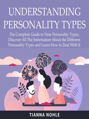 cover image of Understanding Personality Types