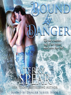 cover image of Bound by Danger