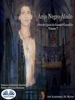 cover image of Anjo Negro Alado