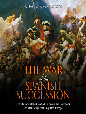 cover image of The War of the Spanish Succession